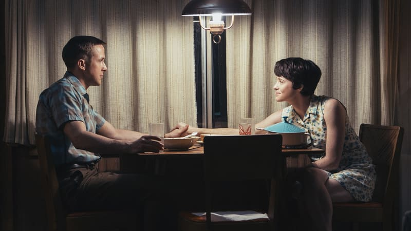 First Man - Ryan Gosling e Claire Foy