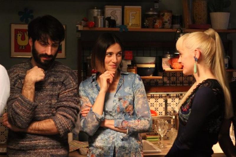 Genitori quasi perfetti - Francesco Turbanti, Anna Foglietta e Marina Rocco
