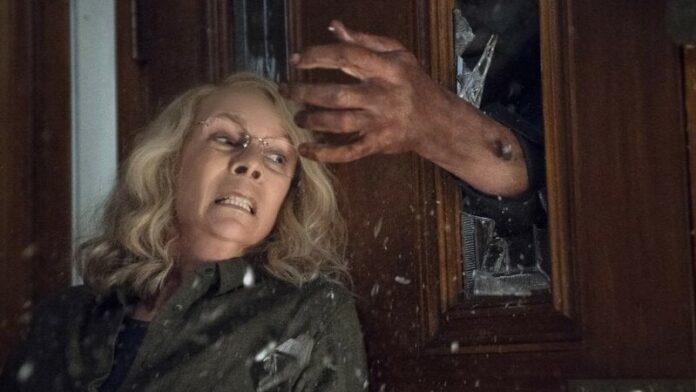 Halloween 2018 - Jamie Lee Curtis