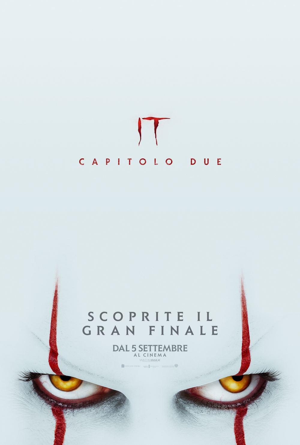 IT Capitolo due - poster