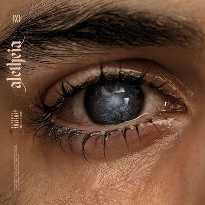 Izi - Aletheia cover