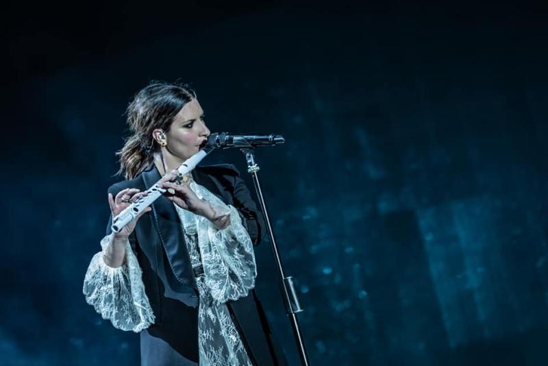 Laura Pausini - Flauto traverso