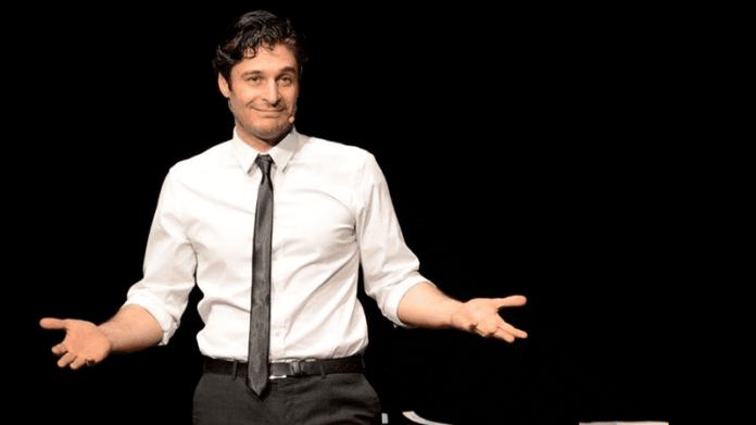 Lino Guanciale - Itaca il viaggio