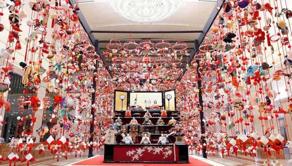 L'isola del Cinema - Tipica festa giapponese