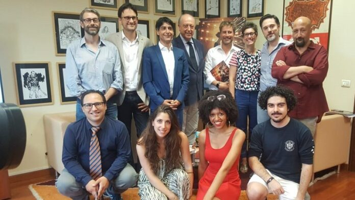 Lucca Comics and Games 2019 - conferenza stampa