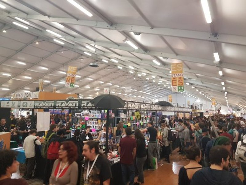 Lucca Comics and Games 2019 - Stand
