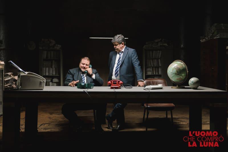 L'uomo che comprò la Luna - Stefano Fresi e Francesco Pannofino