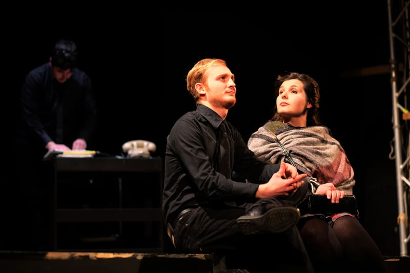 Marconi Teatro Festival - Camicia Nera