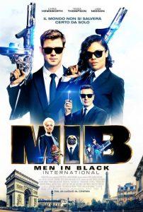Men In Black - International - locandina