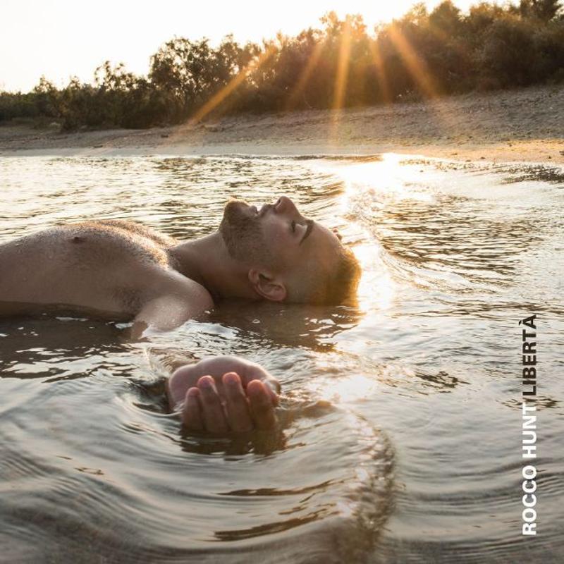 Rocco Hunt - cover Libertà