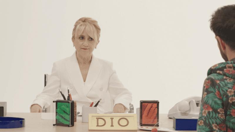 Romolo + Giuly - Luciana Littizzetto (Dio)