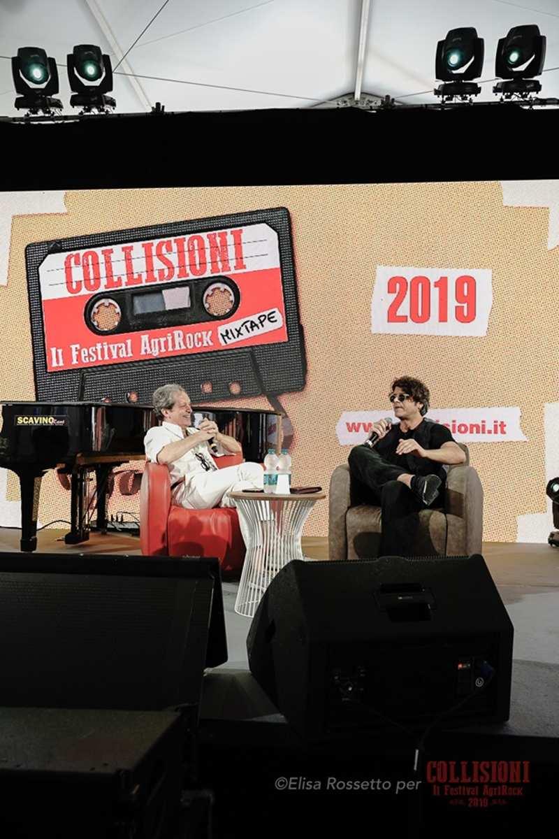 Samuele Bersani - Collisioni 2019