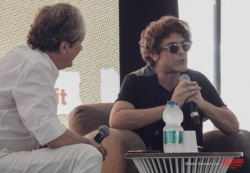 Samuele Bersani e Ernesto Assante