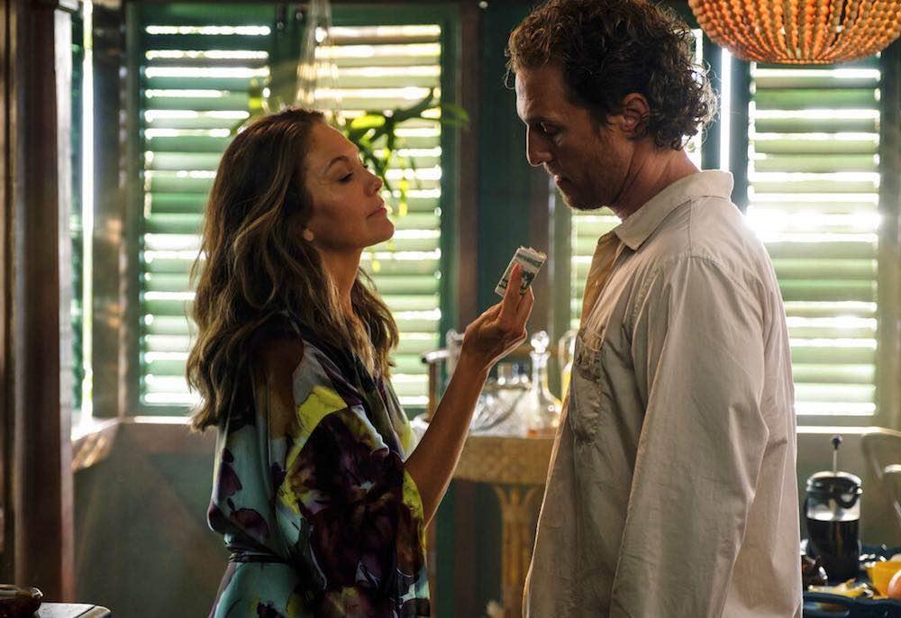 Serenity - Diane Lane e Matthew McConaughey