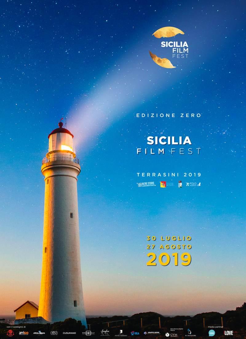 Sicilia Film Fest - locandina