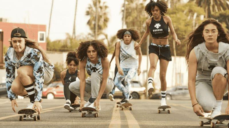 Skate Kitchen - il cast