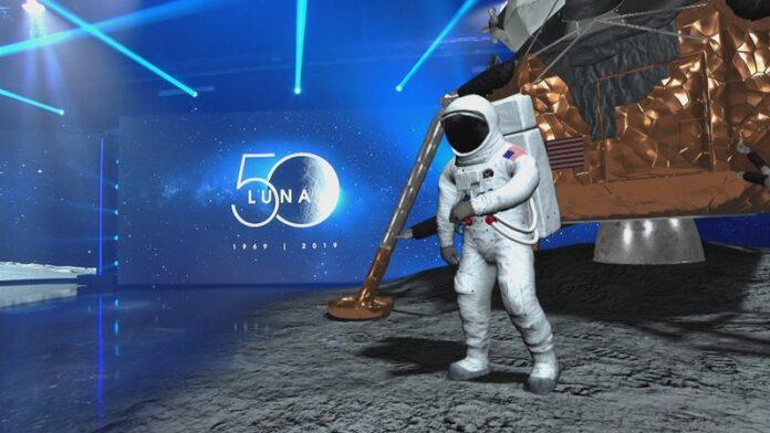 Sky TG24 - Luna 50