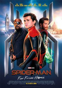 Spider-Man: Far From Home - locandina