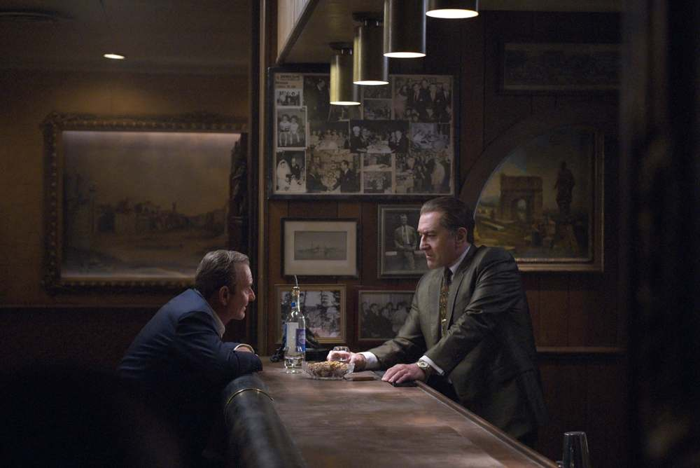 The Irishman - Joe Pesci e Robert De Niro