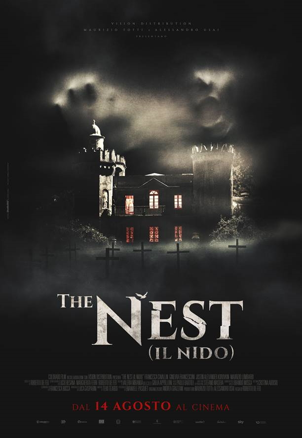 The Nest (Il nido) - Poster