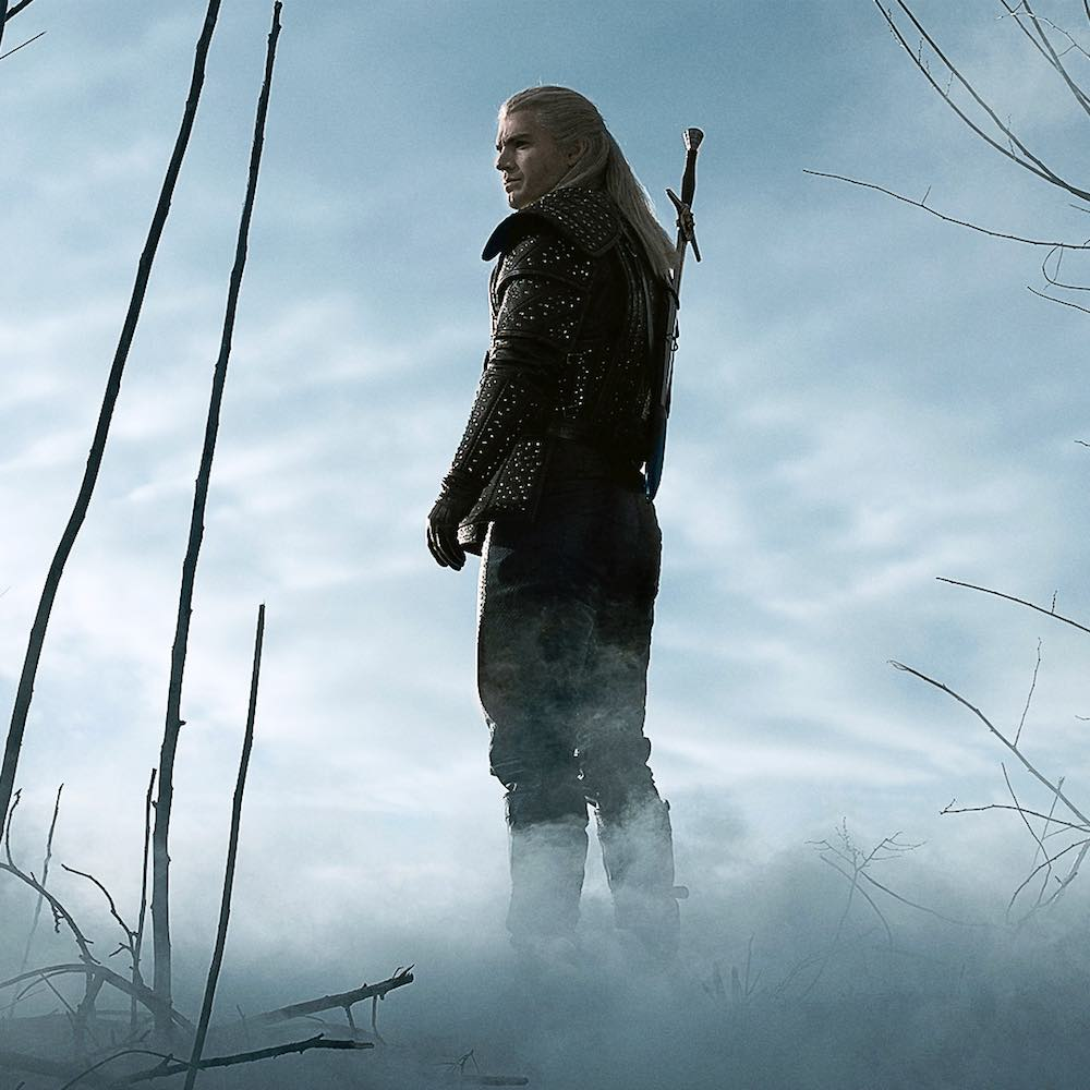 The Witcher - Henry Cavill 2