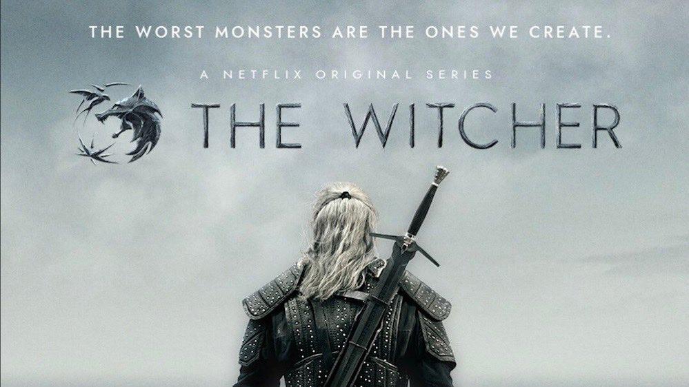 The Witcher - locandina