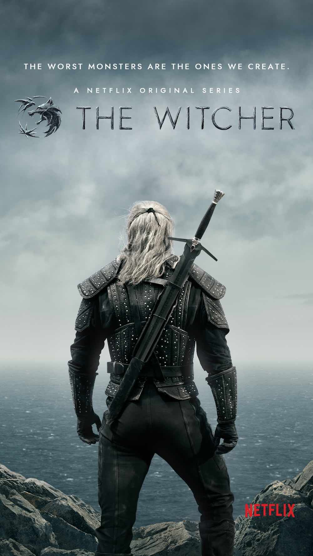 The Witcher - teaser poster