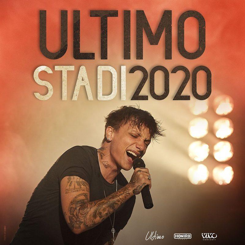Ultimo - Stadi 2020 manifesto