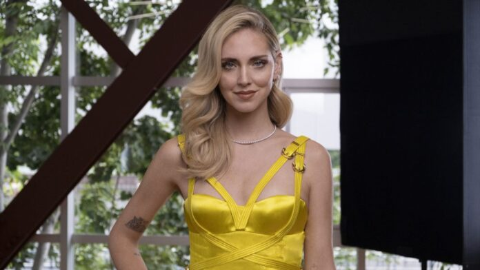 Chiara Ferragni in gara a Making The Cut, lo show di Amazon Original