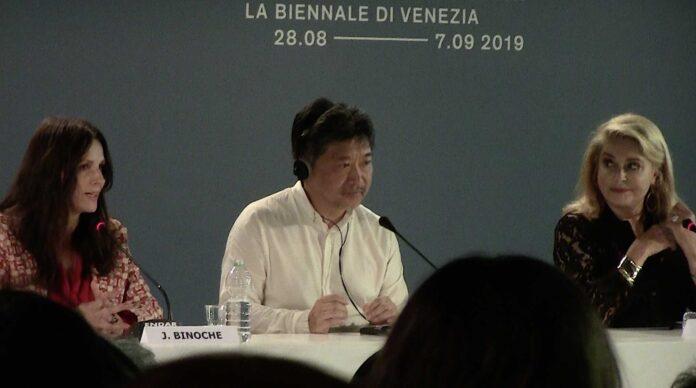 Conferenza stampa Le verità