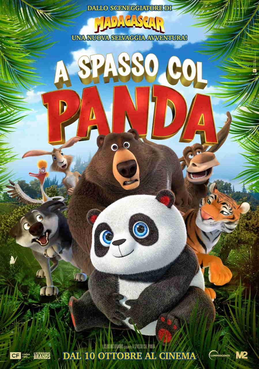 A Spasso Col Panda_Poster