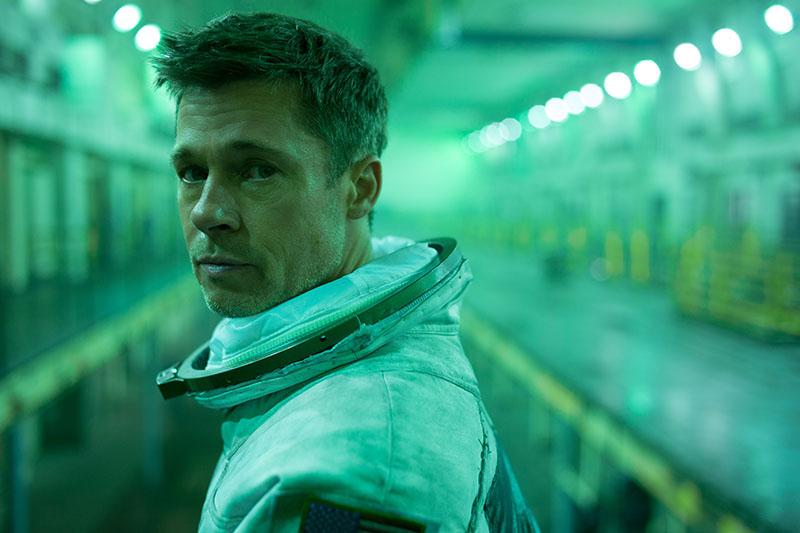 Venezia 76: Brad Pitt protagonista solitario in Ad Astra