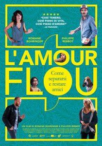 L'amour flou - Come separarsi e restare amici - locandina