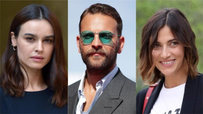Anna Foglietta, Alessandro Borghi e Kasia Smutniak