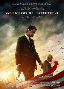 Attacco al potere 3 - Angel has fallen - locandina