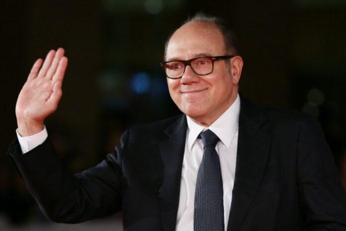 Carlo Verdone ospite Presente Italiano