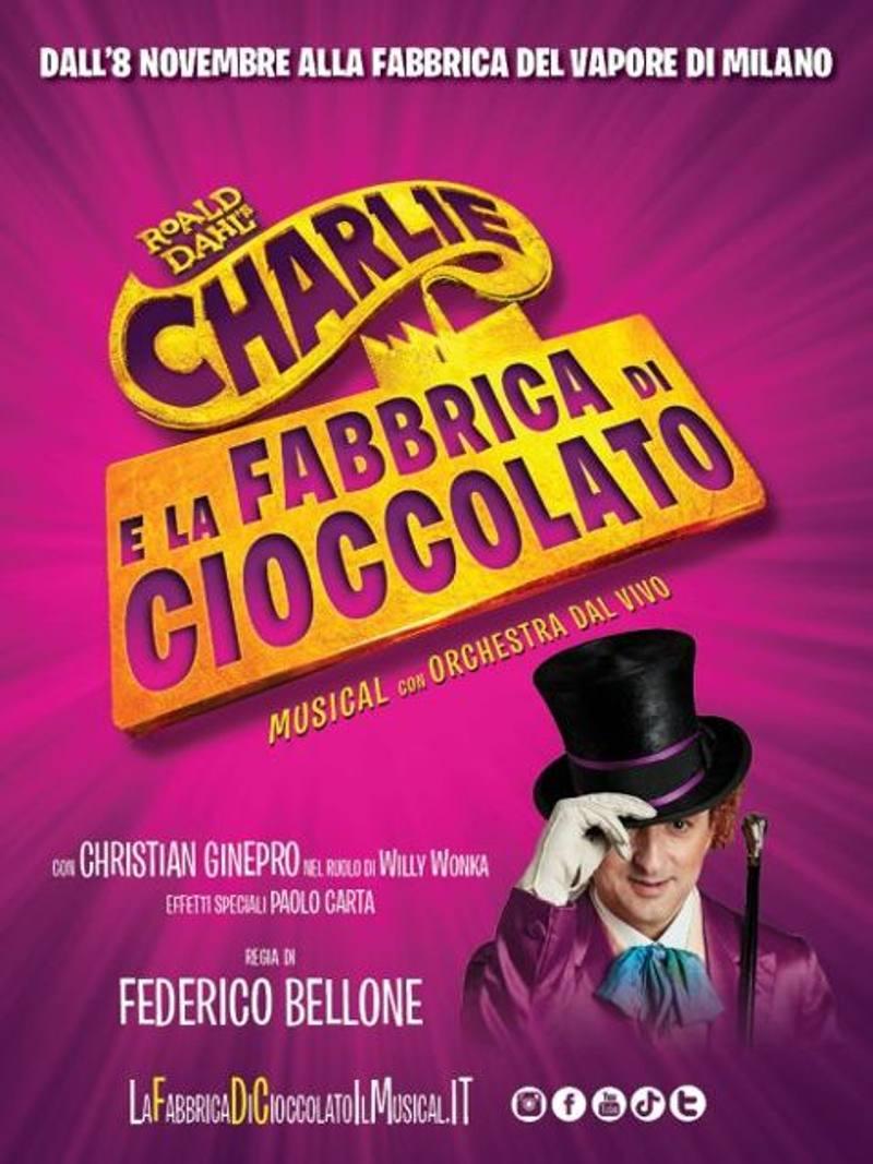 Charlie e la fabbrica di cioccolato - Locandina