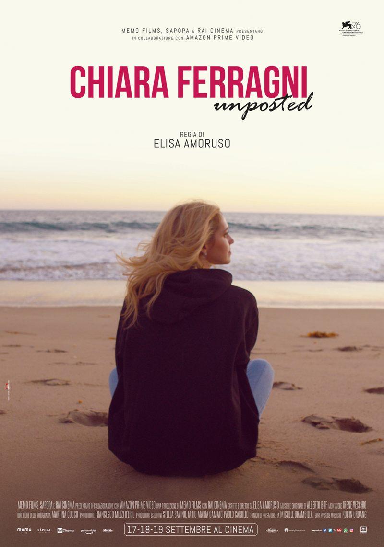 Chiara Ferragni Unposted - locandina