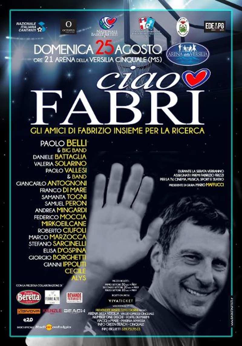 Ciao Fabri locandina