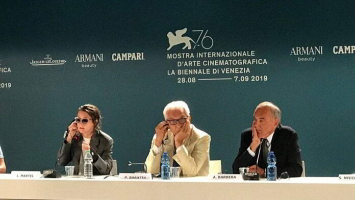Conferenza Stampa Venezia 76