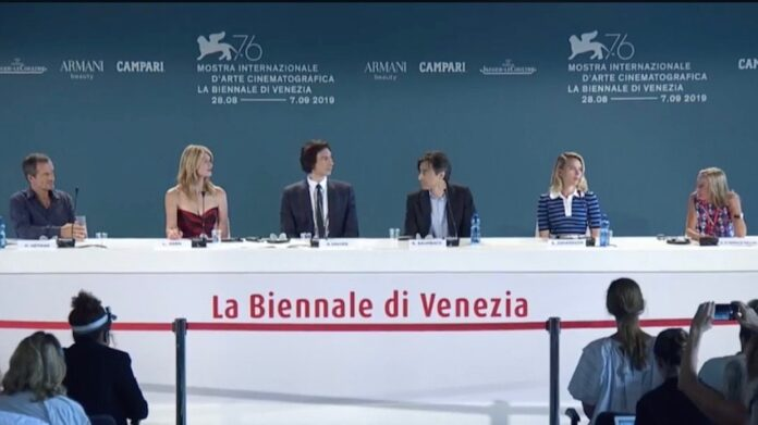 Conferenza stampa Marriage Story