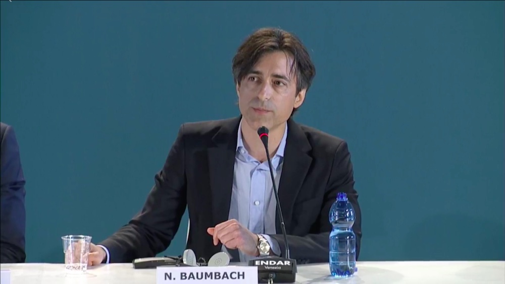 Conferenza stampa Marriage Story - Noah Baumbach