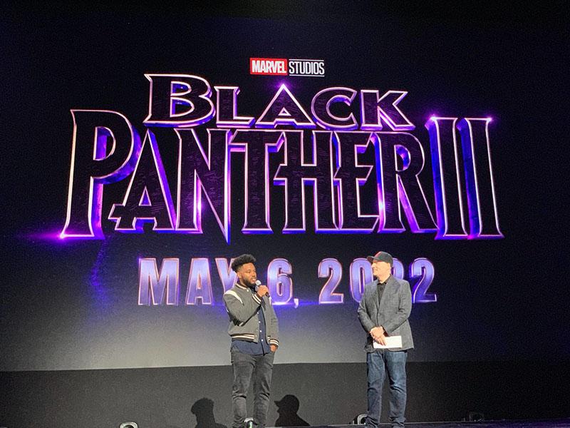 Black Panther 2 (titolo ancora provvisorio) arriverà nei cinema americani il 6 maggio 2022