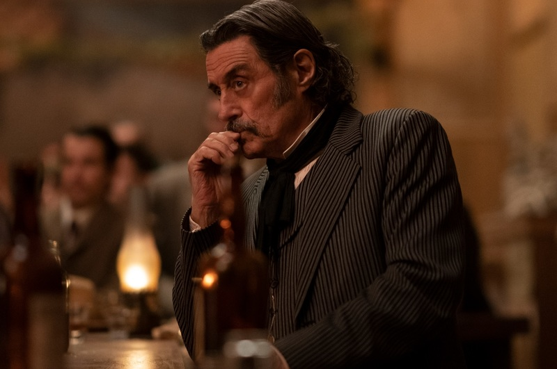 Deadwood il film - Ian McShane (Al Swearengen)