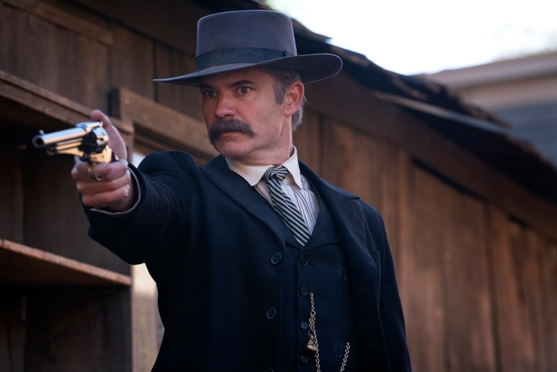 Deadwood il film - Timothy Olyphant (Seth Bullock)