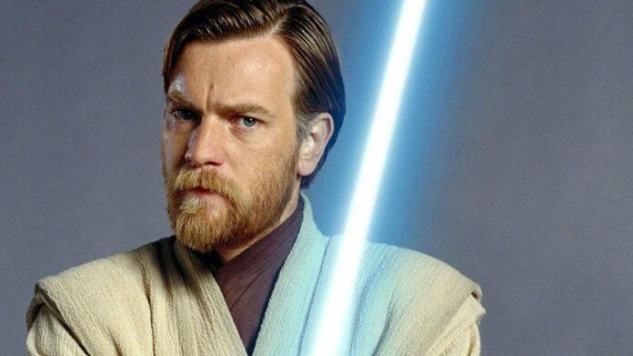 Ewan McGregor -Obi Wan Kenobi