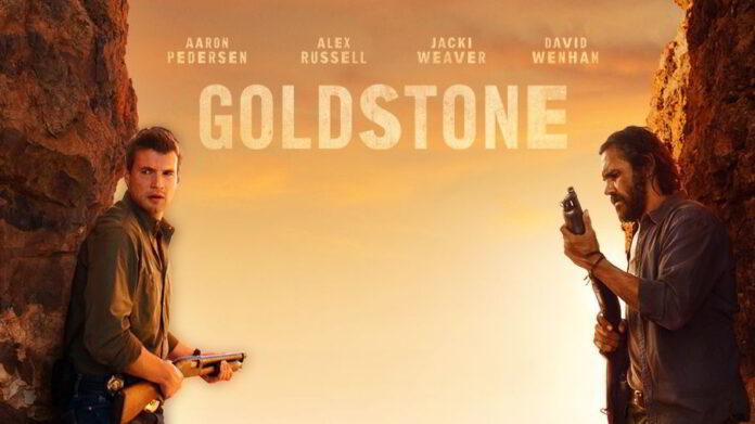 Goldstone - Poster
