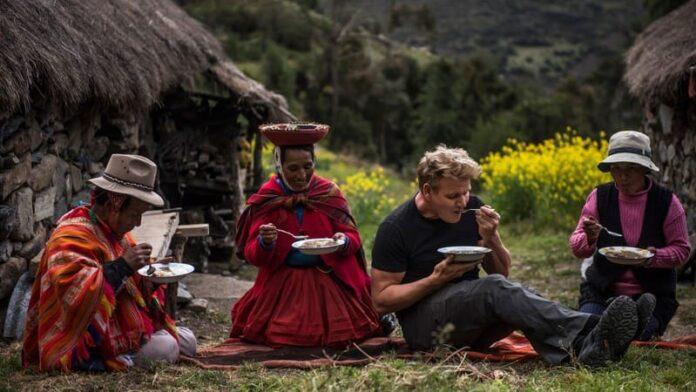 Gordon Ramsay fuori menù - Perù