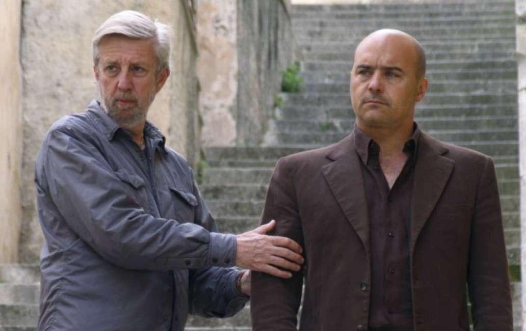 Il commissario Montalbano - Alberto Sironi e Luca Zingaretti