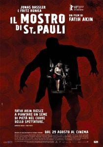 Il mostro di St. Pauli - locandina
